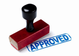 You are Approved